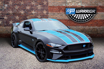 Custom Mustang Archives - Military Autosource